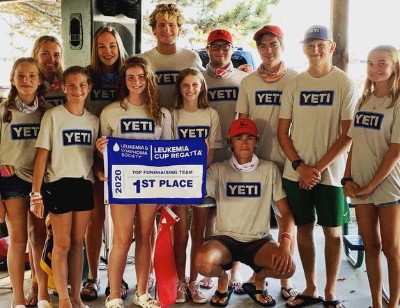J/34 youth team wins regatta