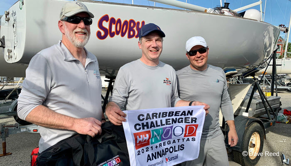 J/22 Scooby Overall Champion