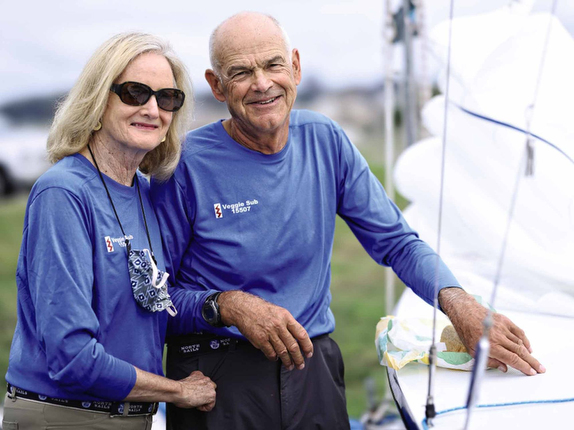 CHED PROCTOR INTERVIEW- by Dave Powlison at SAILING WORLD