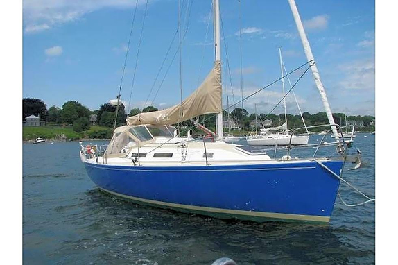 J/32 cruising sailboat- for sale