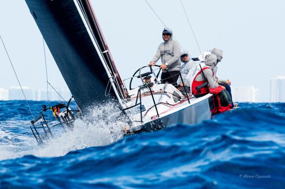 J/121 Incognito sailing SORC Eleuthera Race to Bahamas