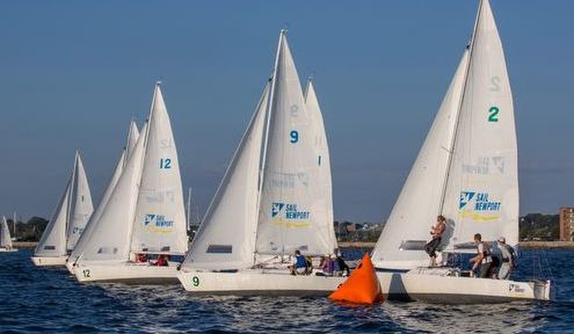 J/22 Sail Newport