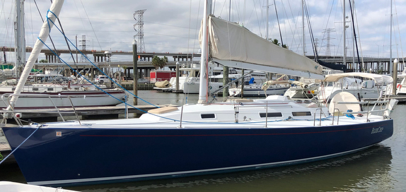 J/120 Sailboat For Sale