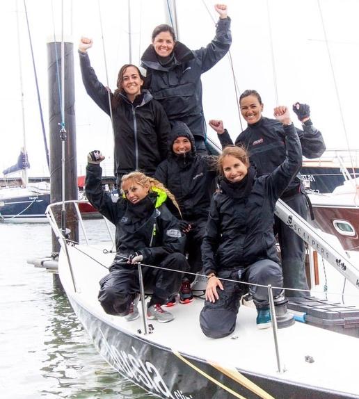 J/80 Women's Cup winners