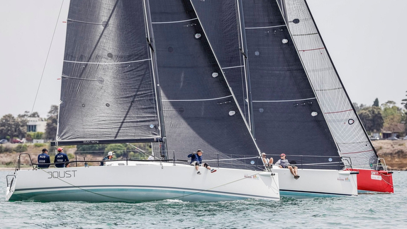 J/111 Australian Championship at Geelong