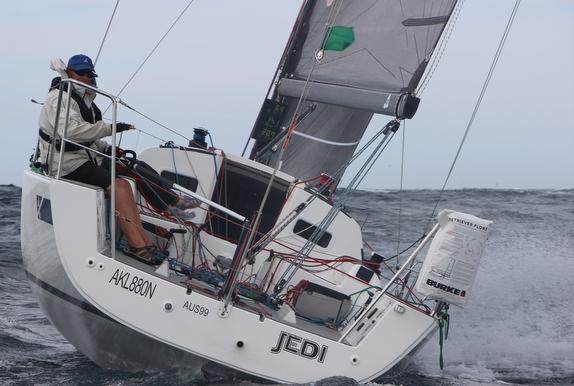 J/99 offshore doublehanded speedster