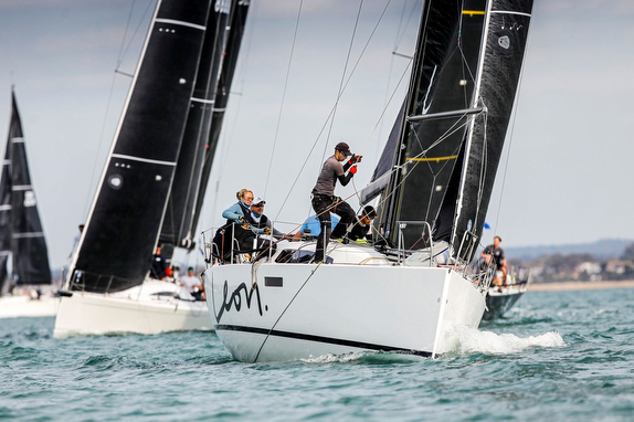 J/112E Wins Class 2 @ U.K. IRC Nationals!