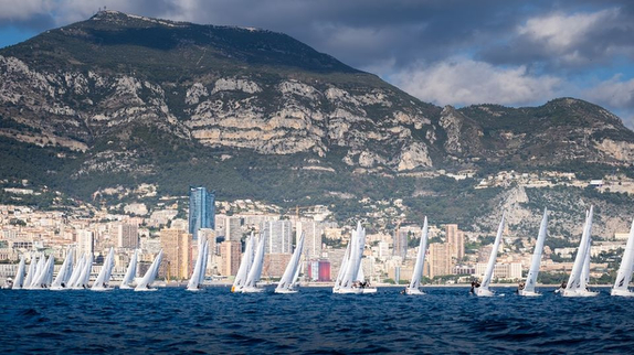 Russian J/70 Wins Primo Cup- Trophee Credit Suisse!!