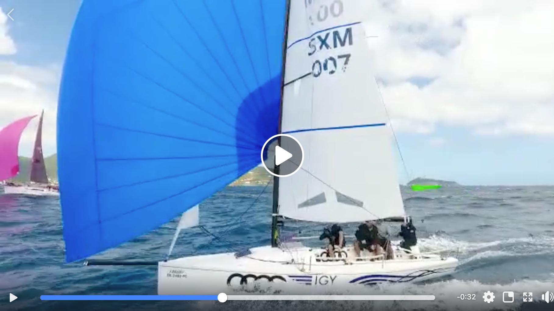J/70 IGY Marinas video