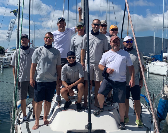 J/35 Bayview Mackinac Race winners- Major Detail