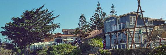 Pablo Neruda's Isla Negra house