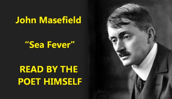 Sea Fever- John Masefield