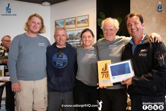 J/70 Australian winners