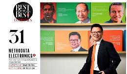 Metrodata Forbes Award