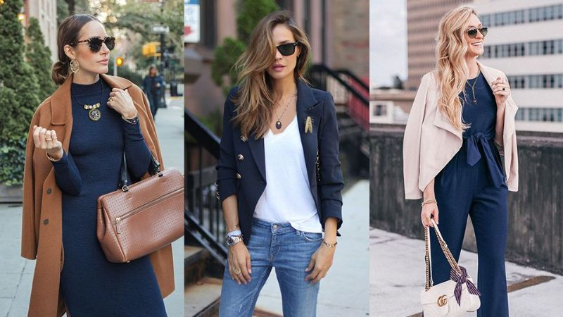 Outfits Classic Blue