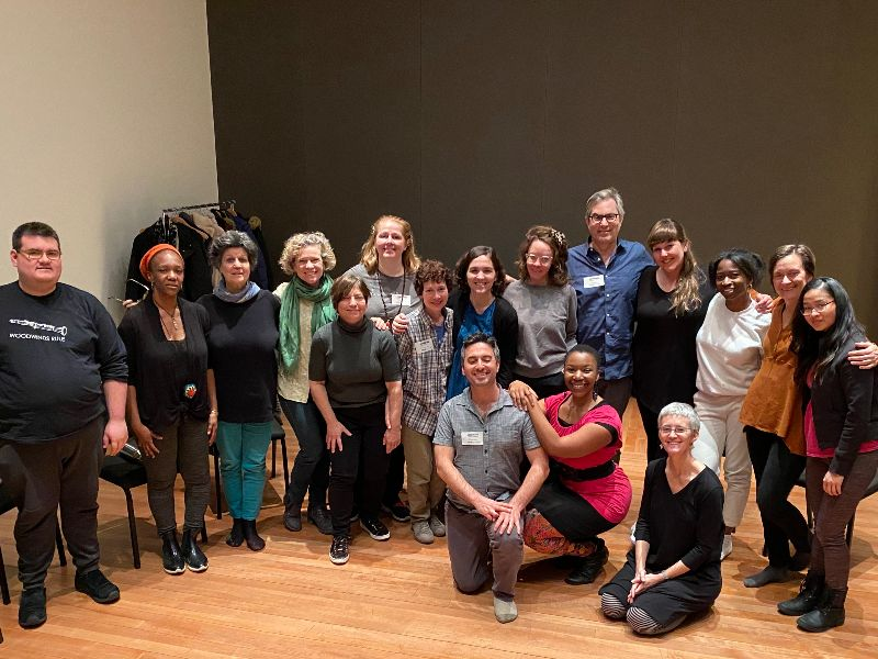 February Open Sing - Suite