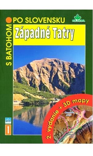 Turistický sprievodca Západné Tatry