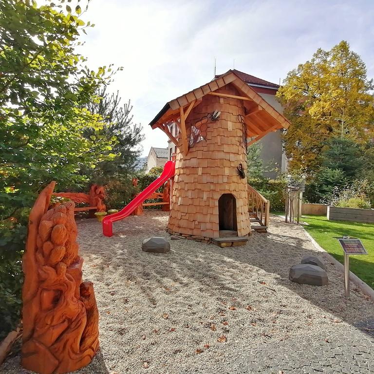 Záhrada Slovenského múzea ochrany prírody a jaskyniarstva