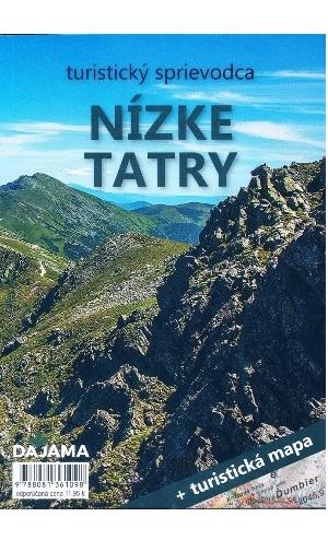 Turistický sprievodca Nízke Tatry