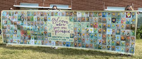 Field of Flowers banner