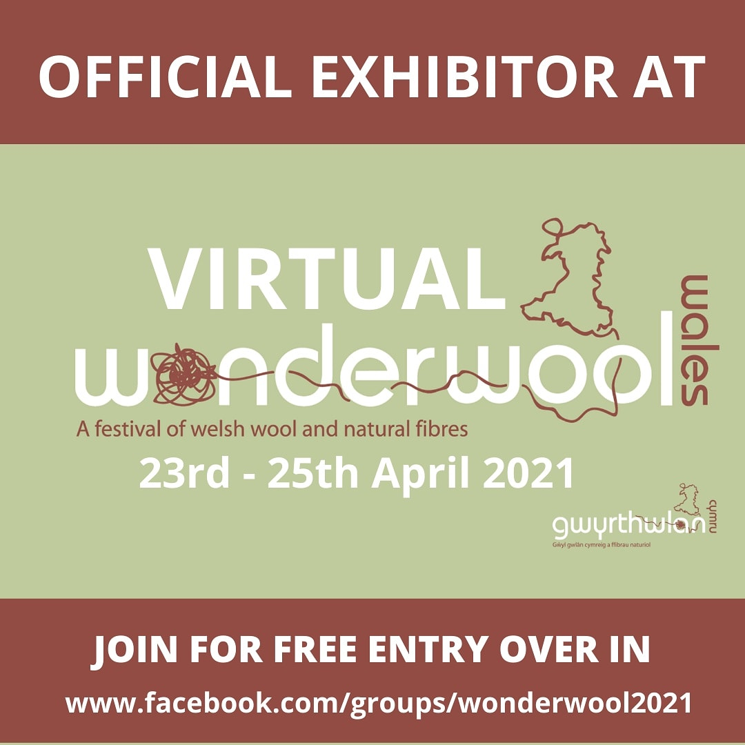 Virtual Wonderwool Wales 2021