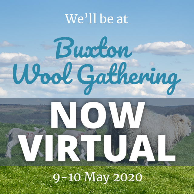 Virtual Buxton Wool Gathering 2020