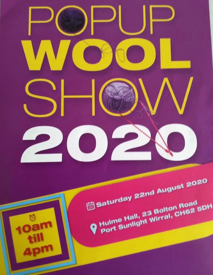 Pop Up Wool Show 2020