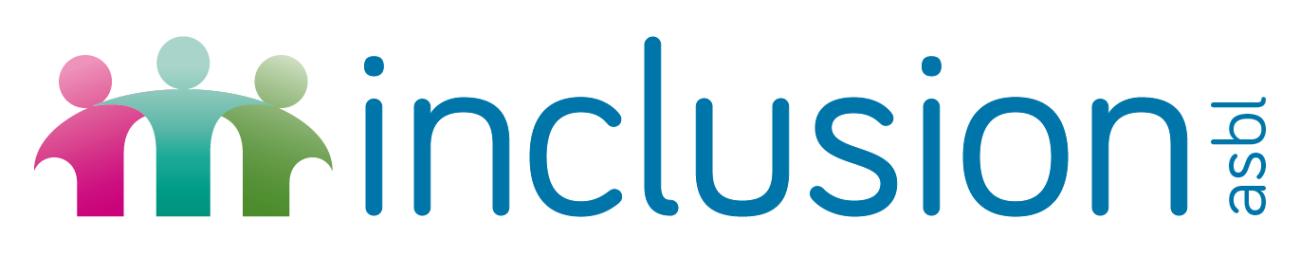 Logo d'Inclusion ASBL