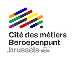 Logo de la Cité des Métiers de Bruxelles