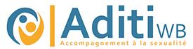 """Logo AditiWB """"Accompagnement à la sexualité"""""""