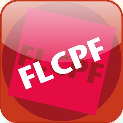 Logo de la FLCPF (Fédération Laïque de Centres de Planning Familial)