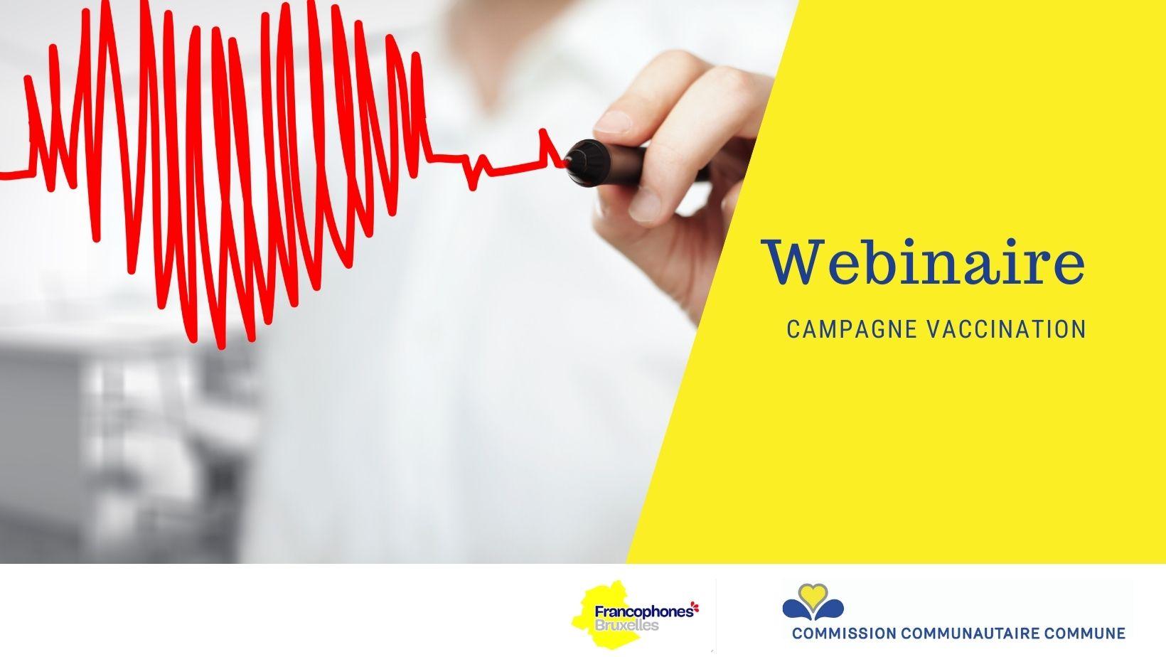 Webinaire campagne de vaccination