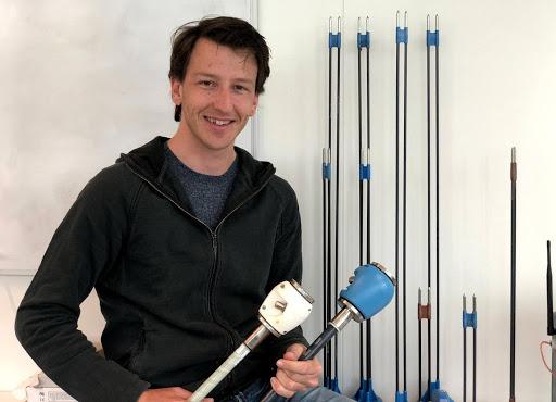 Prototypes of the Sensoterra Multti-Depth sensor