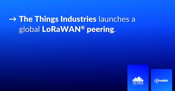 Global LoRaWAN Peering