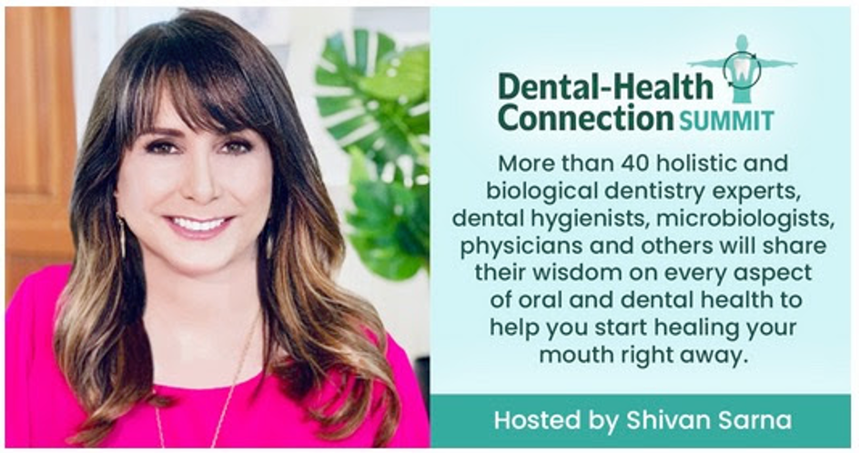 Dental Health Connection Summit hosted by Shivan Sarna