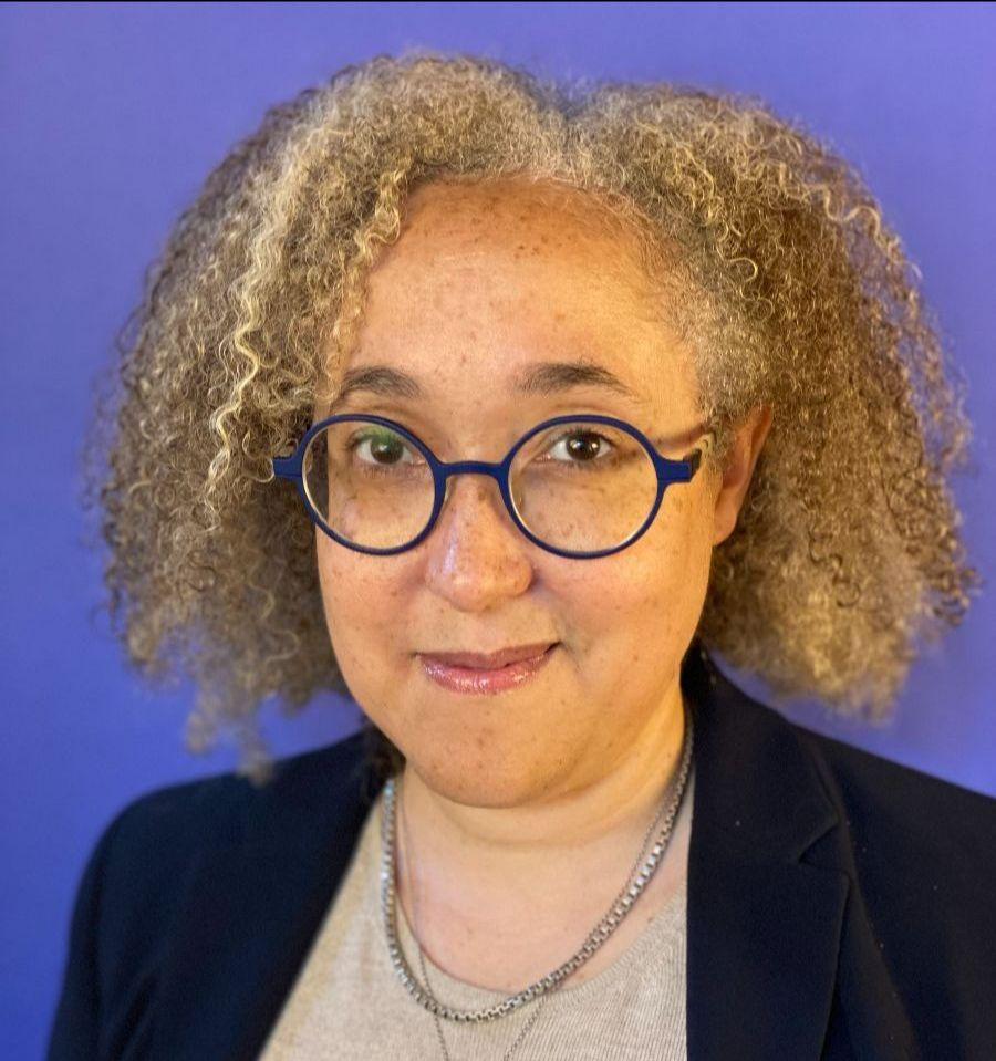Portrait of Lija Hogan