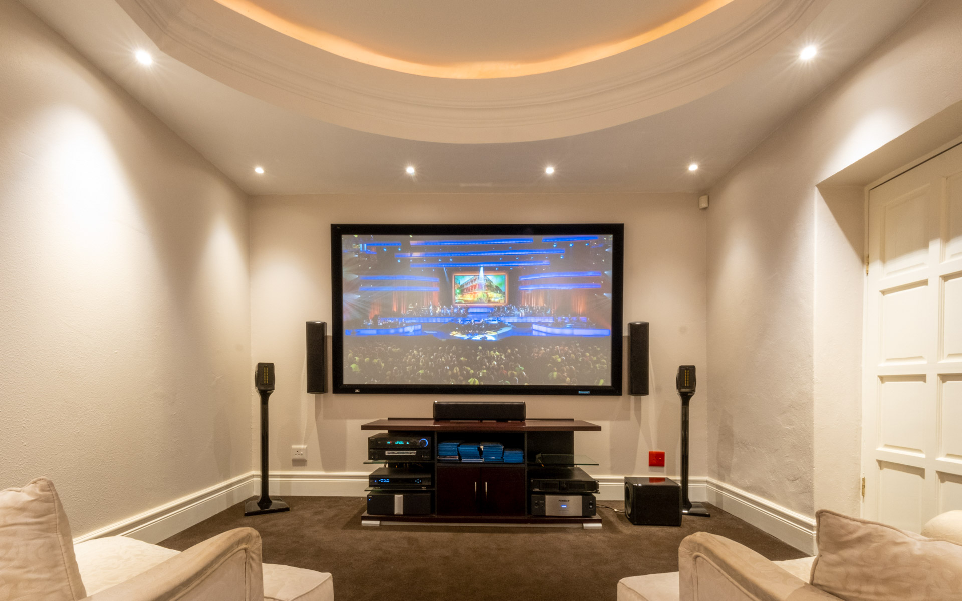 Sunfire Home Cinema by Elan