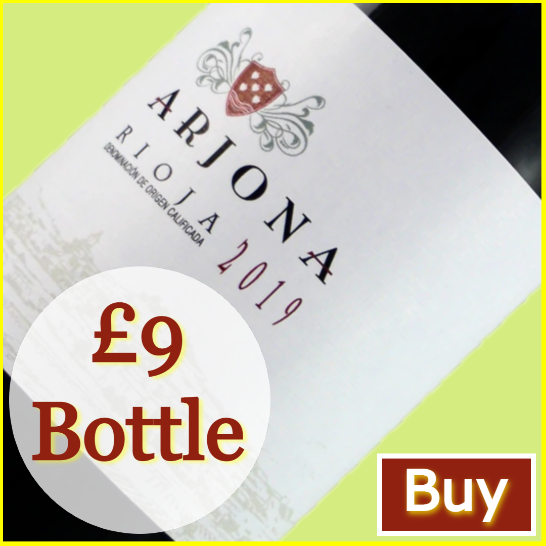Great Grape Escape - Buy Navajas Arjona Tempranillo Rioja £9/bottle