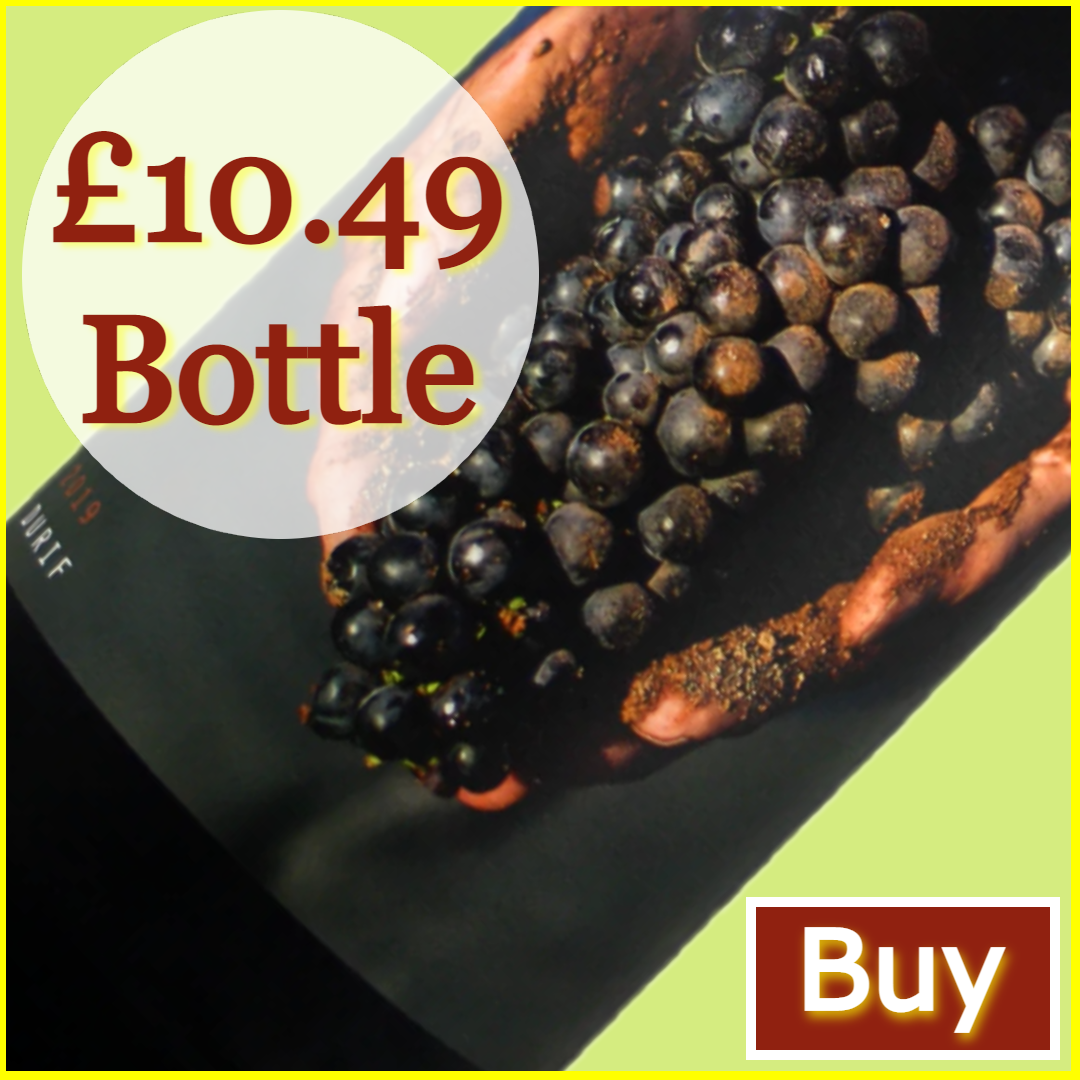 Great Grape Escape - Buy A Growers Touch Durif, Australia £10.49/bottle