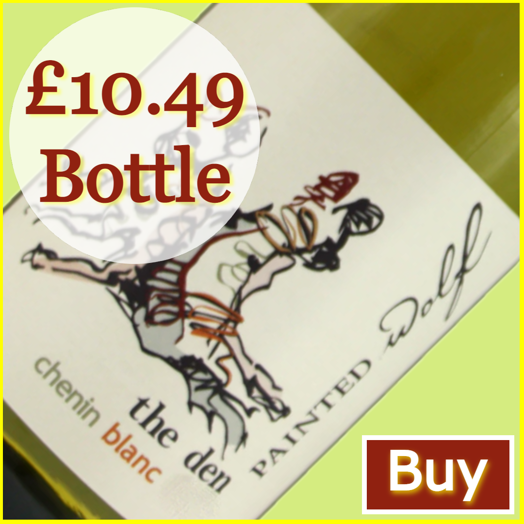 Great Grape Escape - Buy The Den Chenin Blanc £10.49/bottle