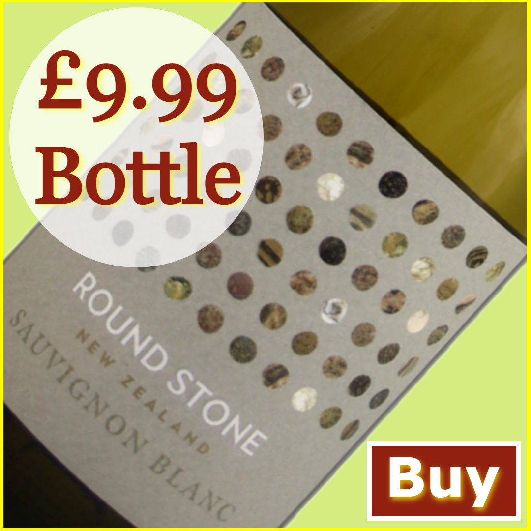 Great Grape Escape - Buy Round Stone Sauvignon Blanc £9.99/bottle