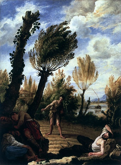 Parable of the Weeds, Domenico Fetti, c. 1619
