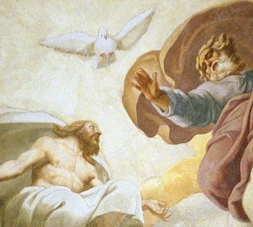 The Holy Trinity, Pierre Mignard, 1663