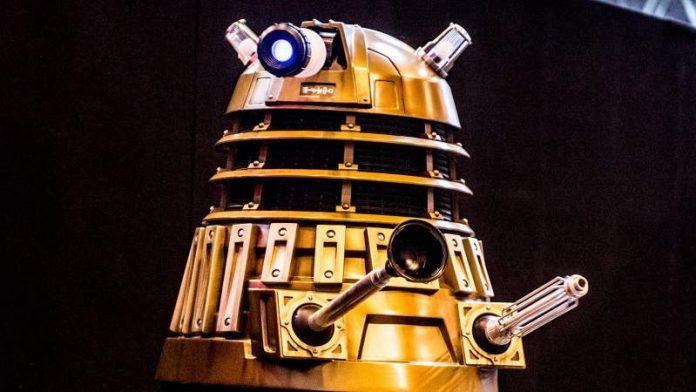 Dalek, a doctor's best friend