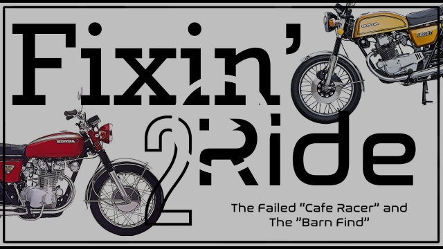 Fixing to ride image