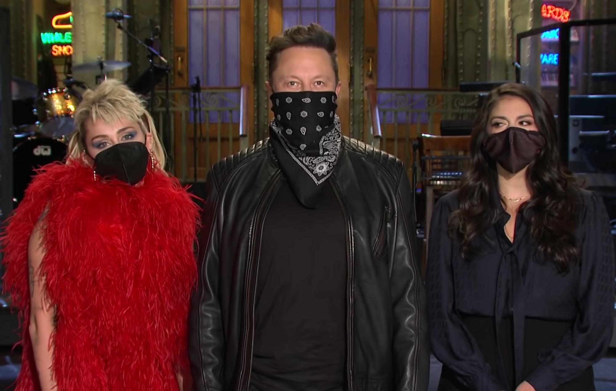 Elon Musk shakes the Crypto Market: SNL Edition