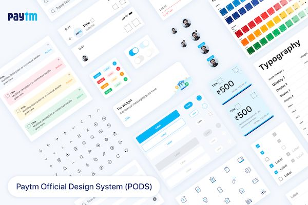Under Paytm's Design Hood
