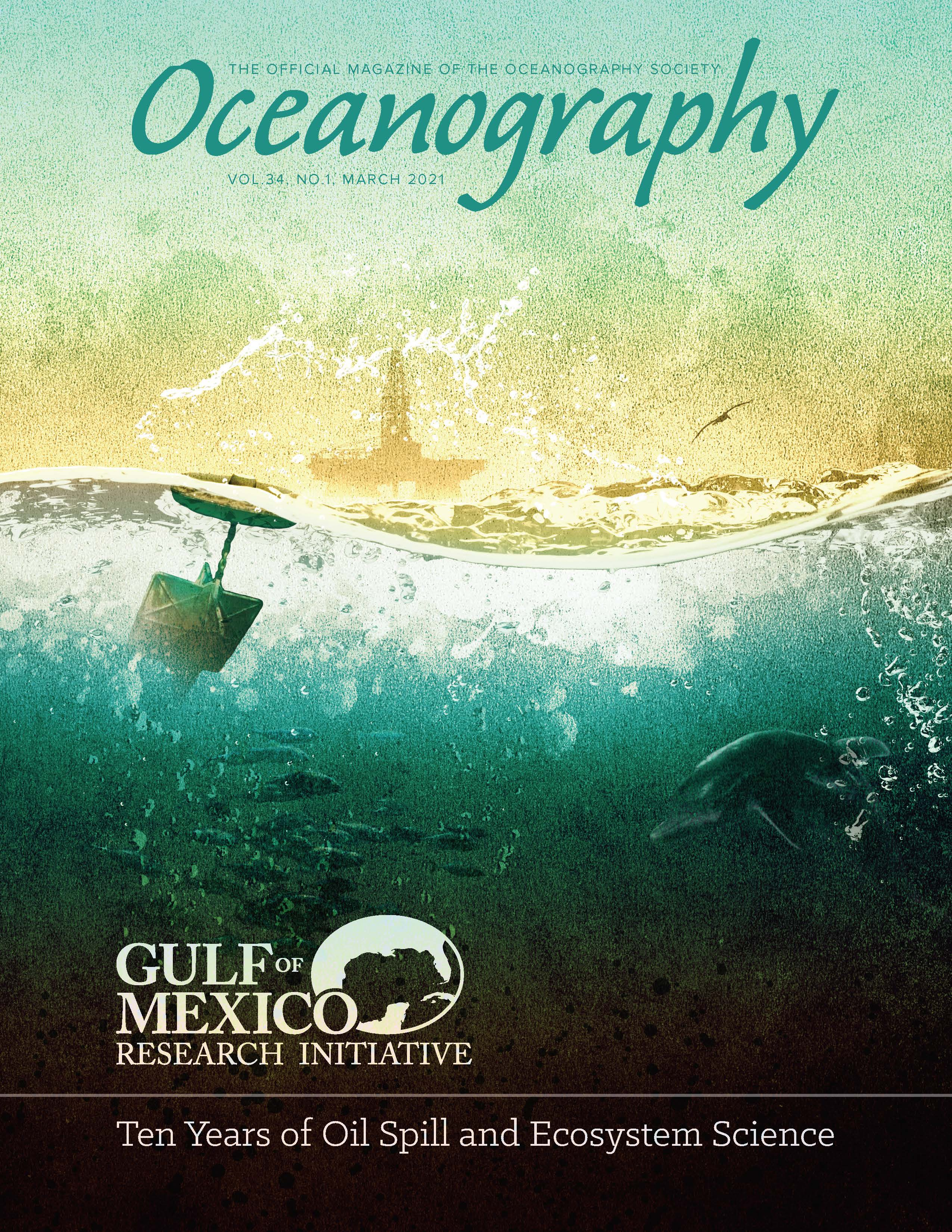 Special Issue of Oceanography magazine