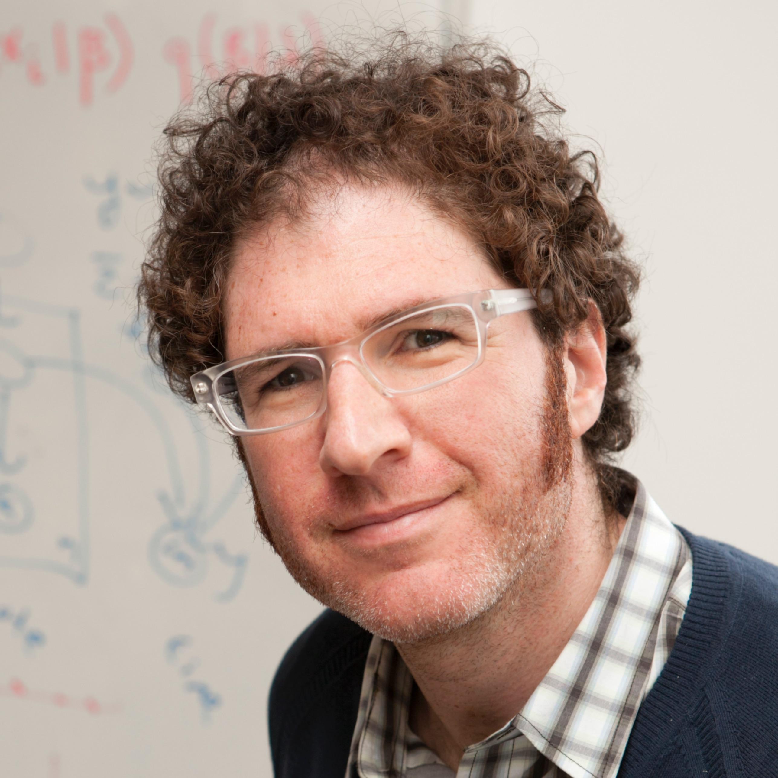 Headshot of David Blei