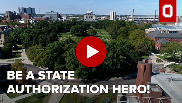 Be a State Authorization Hero